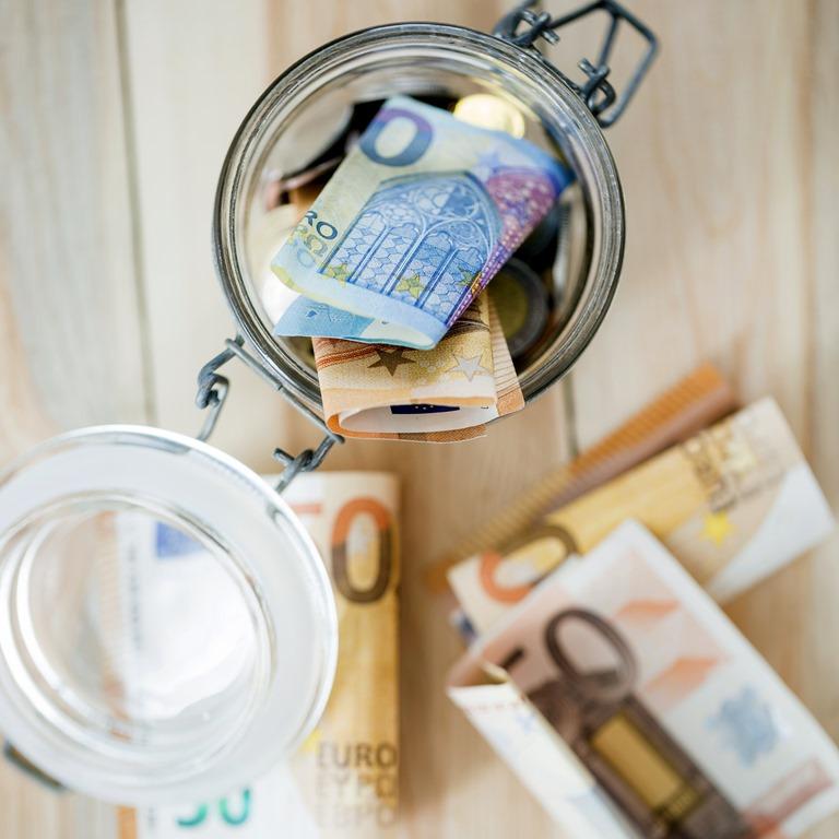 billets bocal euro