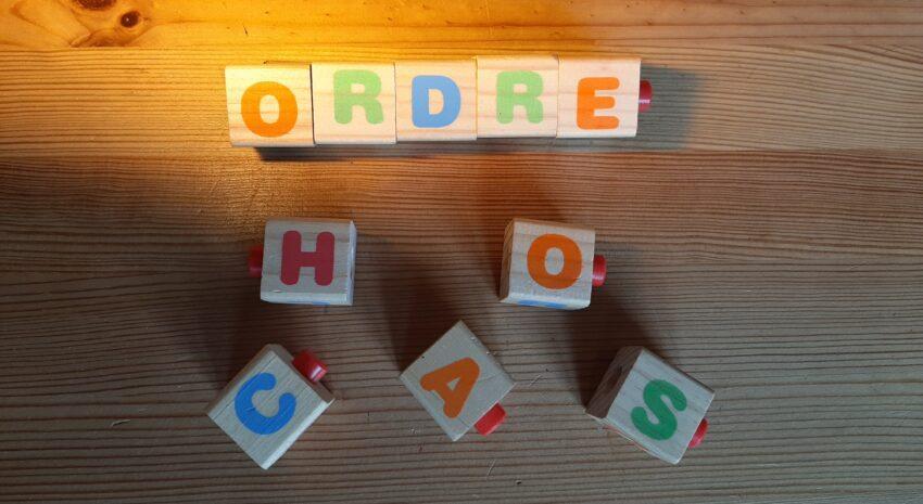 Ordre Chaos Bandeau