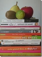 Livres de cuisine_Ababricabrac
