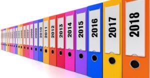 Dossier, papiers, documents, administratifs, classeurs