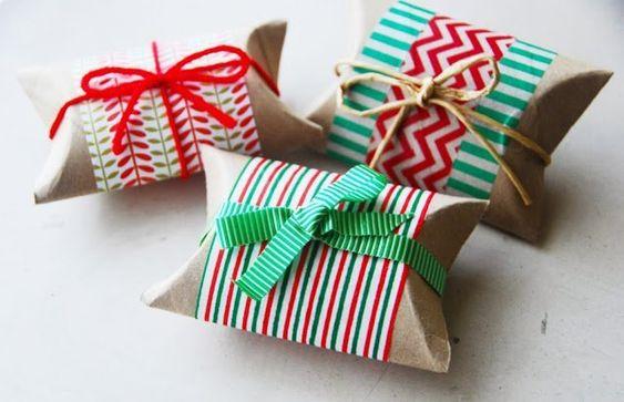 paquet cadeau rouleau essuie-tout alternative