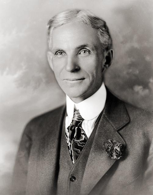 La méthode CANDO Henry Ford